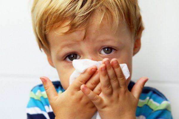 Насморк у детей до года комаровский