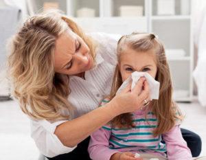 Насморк у ребенка как лечить доктор комаровский