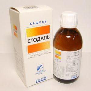 Гомеопатическое средство Стодаль: инструкция по применению для детей