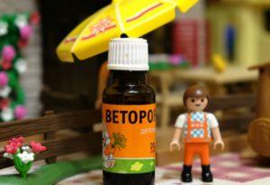 Витаминный комплекс для детей Веторон: инструкция по применению