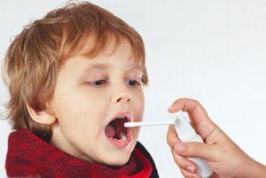 Ингалипт для лечения ЛОР-болезней: инструкция по применению для детей