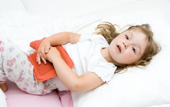 горячий живот у ребенка причины физической деятельности