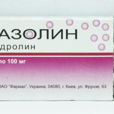 Антигистаминный препарат Диазолин: инструкция по применению для детей