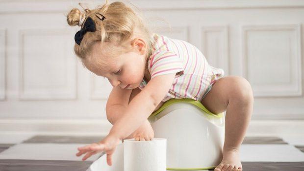 Как приучить ребенка к горшку чтобы сам просился