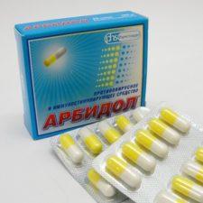 Противовирусный препарат Арбидол: инструкция по применению для детей и сравнение с аналогами