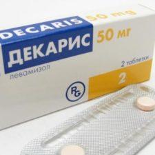 Противоглистный препарат Декарис: инструкция по применению для детей