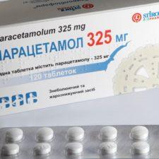 Жаропонижающее средство Парацетамол в таблетках: инструкция по применению для детей